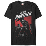 Black Panther- City Noir Shirts