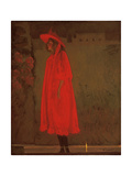 Minnie Cunningham at the Old Bedford Giclee Print by Walter Richard Sickert