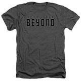 Star Trek Beyond- Block Print Logo T-shirts