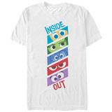 Inside Out- Emotional Eyes T-shirts