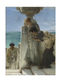 A Foregone Conclusion Giclee Print by Lawrence Alma-Tadema