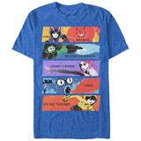 Big Hero 6- Heroic Introduction Shirts