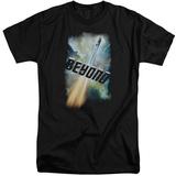 Star Trek Beyond- Crossing The Abyss (Tall) T-shirts