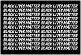 Black Lives Matter Reverberation Posters