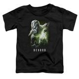 Toddler: Star Trek Beyond- Jaylah Poster T-shirts