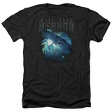 Star Trek Beyond- Exiting Warp T-shirts