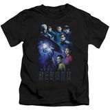 Juvenile: Star Trek Beyond- Stellar Cast T-shirts