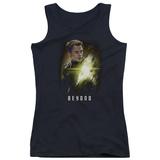 Juniors Tank Top: Star Trek Beyond- Chekov Poster Shirt