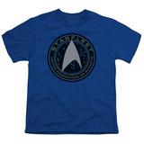 Youth: Star Trek Beyond- Starfleet Patch Shirt