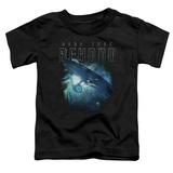 Toddler: Star Trek Beyond- Exiting Warp T-shirts