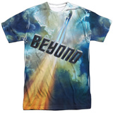 Star Trek Beyond- Nebula Exploration Sublimated