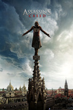 Assassin's Creed- Spire Teaser Poster