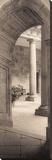 Palacio Miramar, San Sebastian Stretched Canvas Print by Alan Blaustein