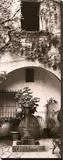 Portico, Ravello Reproduction sur toile tendue par Alan Blaustein