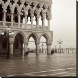 Venezia 13 Stretched Canvas Print by Alan Blaustein