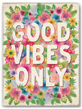 Good Vibes Only Deconstructed Journal Journal