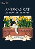 American Cat - 2017 Monthly Planner Calendars