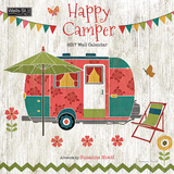 Happy Camper - 2017 Calendar Calendars
