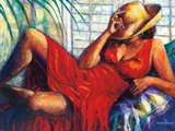 Chilling Prints by Monica Stewart