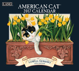 American Cat - 2017 Calendar Calendars