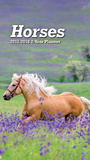 Horses - 2017 Two-Year Planner Calendars