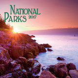 National Parks - 2017 Mini Calendar Calendars