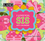 365 Daily Thoughts - I Love You Sis - 2017 Boxed Calendar Calendars