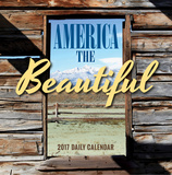 America The Beautiful - 2017 Boxed Calendar Calendars