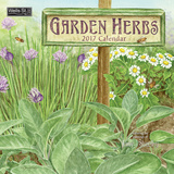 Garden Herbs - 2017 Calendar Calendars