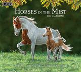 Horses In The Mist - 2017 Calendar Calendars
