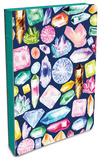 Watercolor Gems Coptic-Bound Journal Journal