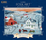Lang Folk Art - 2017 Calendar Calendars
