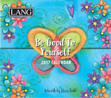 365 Daily Thoughts Be Good To Yourself - 2017 Boxed Calendar Calendars
