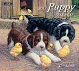 Puppy - 2017 Calendar Calendars
