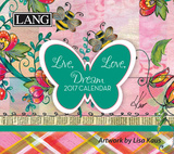 365 Daily Thoughts - Live Love Dream - 2017 Boxed Calendar Calendars