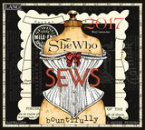 She Who Sews - 2017 Calendar Calendars