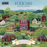 Folk Life - 2017 Calendar Calendars