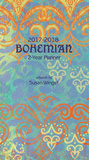 Bohemian - 2017 Two-Year Planner Calendars