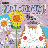 Celebrate Coloring - 2017 Calendar Calendars