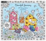 Cheerful Journey Coloring - 2017 Calendar Calendars