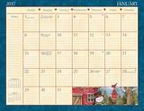 Heart & Home - 2017 Desk Pad Calendars