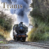Trains - 2017 Calendar Calendars