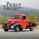 Pickup Trucks - 2017 Mini Calendar Calendars