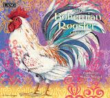 Bohemian Rooster - 2017 Calendar Calendars
