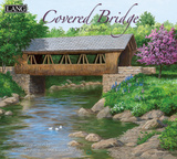 Covered Bridge - 2017 Calendar Calendars