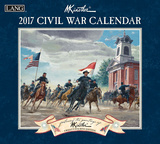 Civil War - 2017 Calendar Calendars
