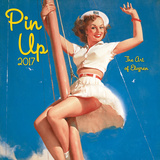 Pin Up - 2017 Mini Calendar Calendars