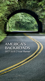 America's Backroads - 2017 Two-Year Planner Calendars