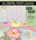 Botanical Inspirations - 2017 Calendar with Pocket Calendars