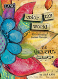 Color My World - 2017 Monthly Pocket Planner Calendars